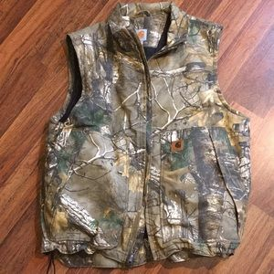 Carhartt Camouflage Hunting Vest